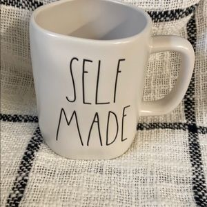 Self Made Coffee Mug Rae Dunn Ceramic New